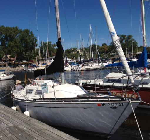 Insurance Brokers Of Mn >> 1979 Mirage 27 Sail Boat For Sale - www.yachtworld.com
