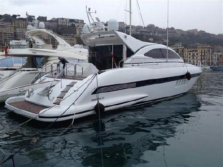 2002 Overmarine Mangusta 72