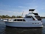 1971 Hatteras 44' Tricabin Flush Deck Motor Yacht