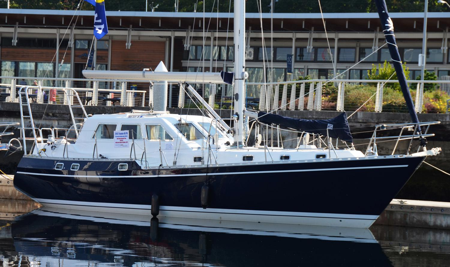 2013 Tayana T-46 Pilothouse Sail New and Used Boats for Sale