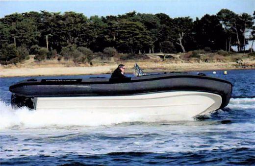 2016 Pro Marine Manta 680