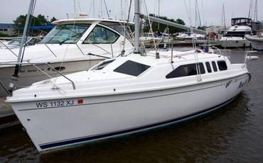 2004 Hunter 260