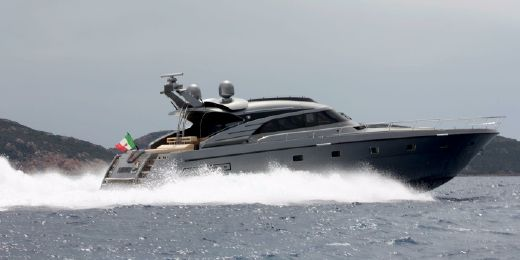 2008 Cnm Yachts Continental 80