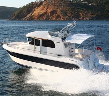 2007 Viking Marin 285 Pilot