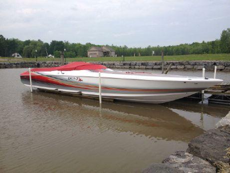 2007 Donzi 43 ZR