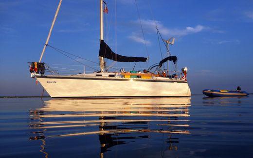 1986 Hunter 31 Cruiser