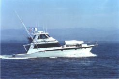 1978 Hatteras 60 Sport Fisher