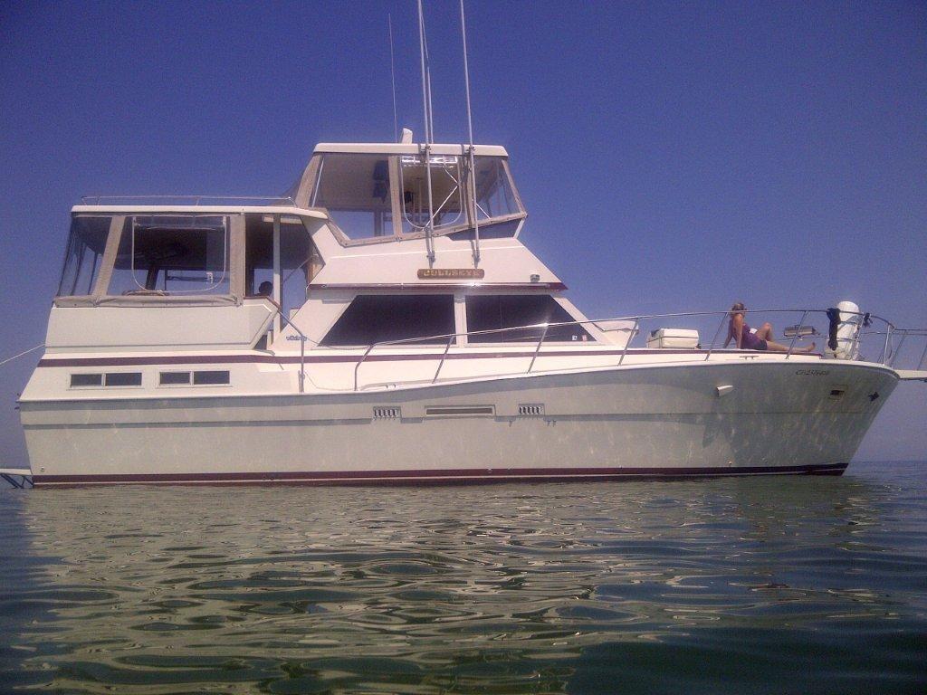1987 viking yachts 44 motor yacht power boat for sale for 85 viking motor yacht