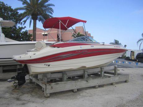 2006 Azure AZ220 deckboat