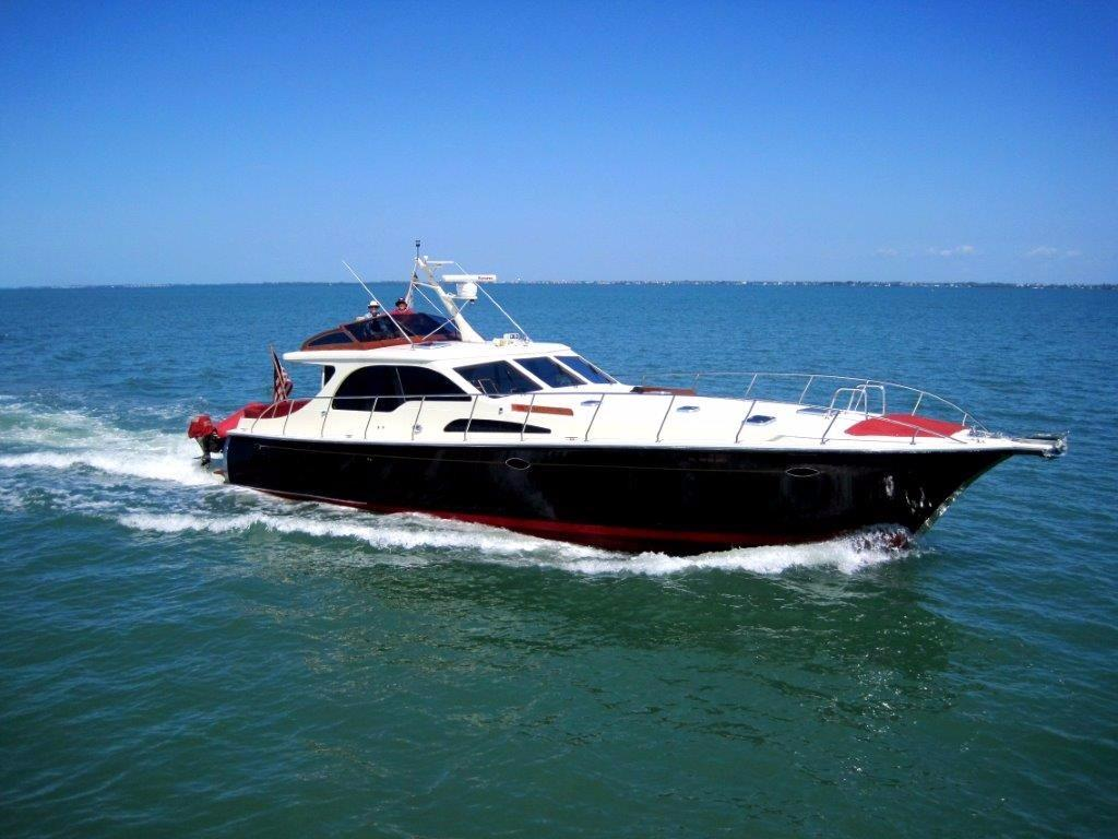 Midnight Express Boat For Sale >> 2003 Midnight Lace Motor yacht Power Boat For Sale - www.yachtworld.com