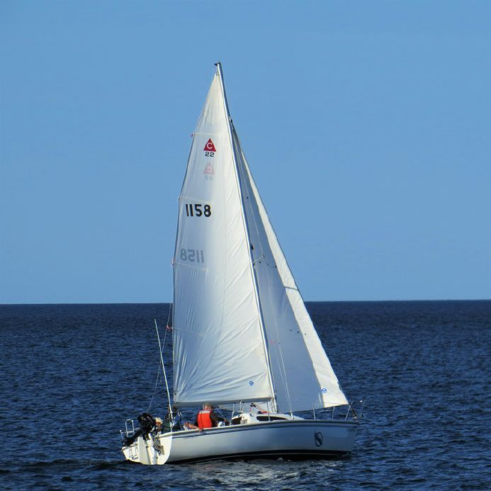 2006 Catalina 22 Capri Sail New and Used Boats for Sale -