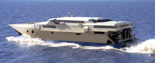 1993 Incat RoPax Ferry