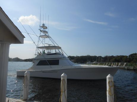 1990 Viking Yachts 57 Convertible