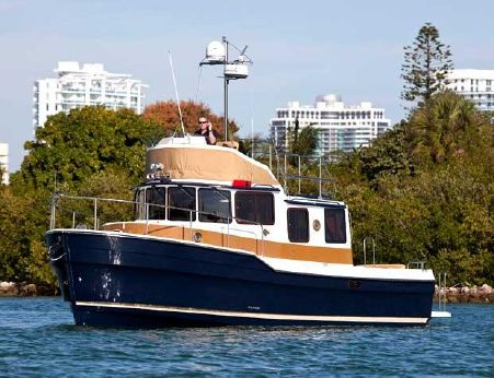 2017 Ranger Tug 31 CB