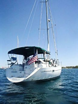 2000 Beneteau 361 w/gen set and AC