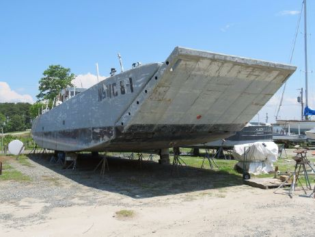 1968 Landing Craft - Lcm-8 Lcm Lct
