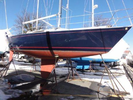 1985 J Boats J/34 IOR Racer