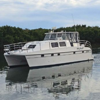 2004 Endeavour Catamaran 38 Trawler Cat 38 Power Cat 38