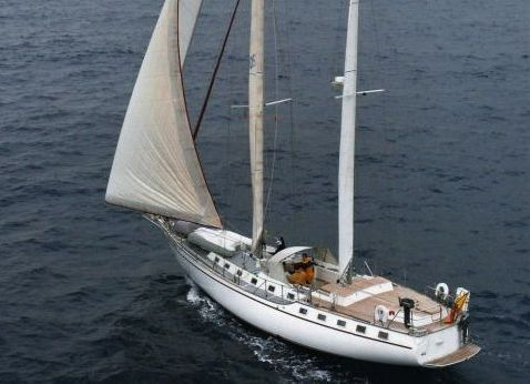 1984 Cnso Custom build ketch