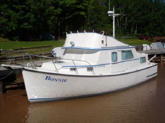 1990 Rosborough Atlantic Trawler