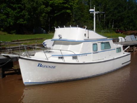 1990 Rosborough Atlantic Trawler