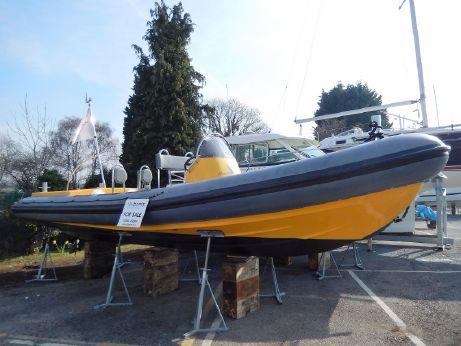 2006 Coastline 800 RIB