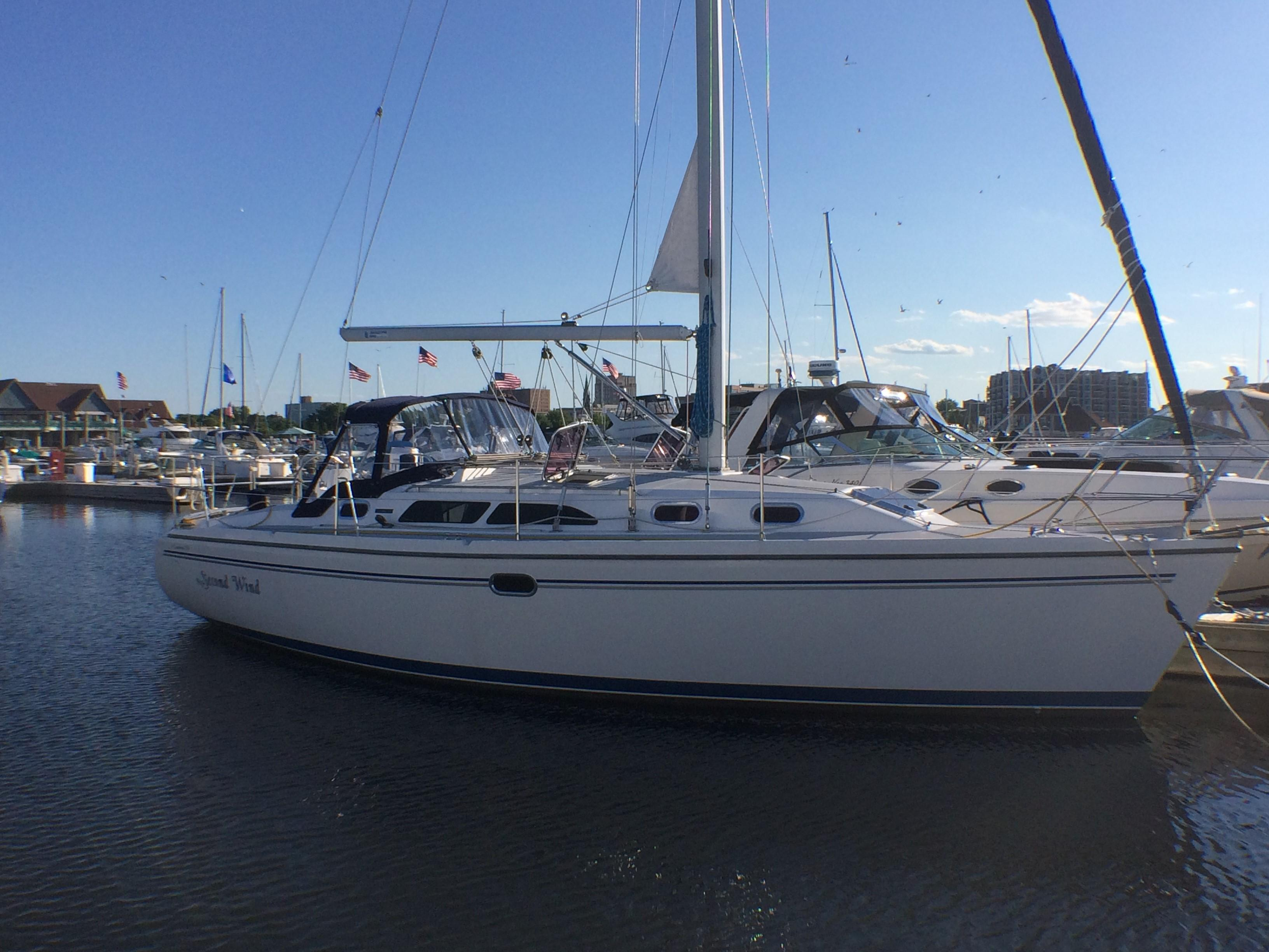 2005 catalina 350 sail boat for sale www yachtworld com rh yachtworld com Catalina 350 Brochure Catalina 350 Drawing