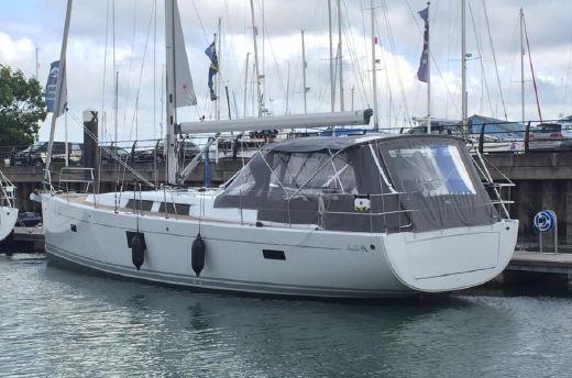 2017 Hanse 455