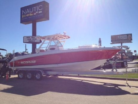 2015 Wellcraft 30 Scarab Sport Offshore
