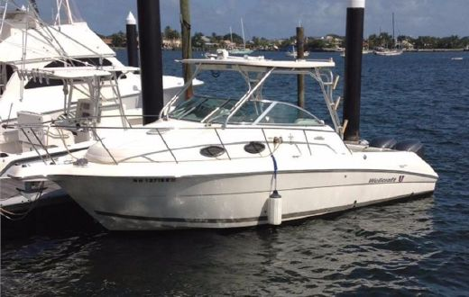2007 Wellcraft Coastal 270