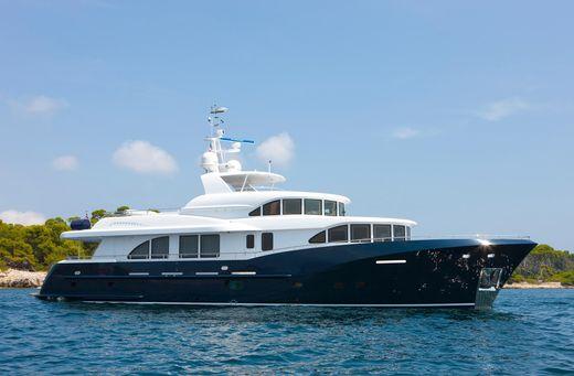 2010 Kingship Marine Columbus 90