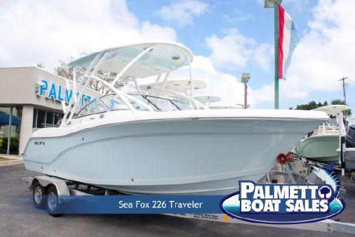 2018 Sea Fox 226 Traveler