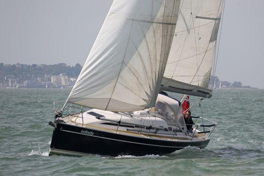 2002 Dehler 34