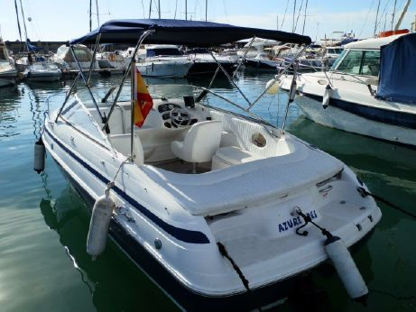 1998 Chris Craft 210 Cuddy CABIN