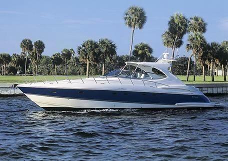2005 Cruisers Yachts 540 Express