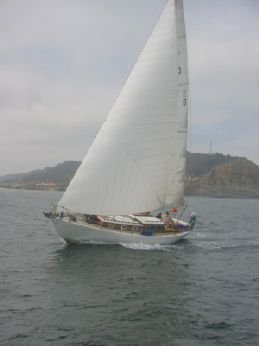 1961 Lapworth Number 9 Sloop