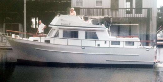 1978 Ct 35 Trawler