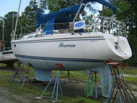 1992 Catalina 34 Wing Keel