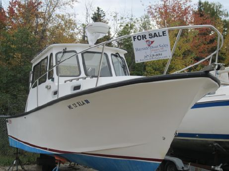 2005 Eastern 27 Downeast