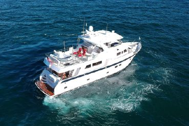 thumbnail photo 1: 2019 Outer Reef Yachts 700 MY