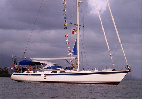 2002 Hallberg-Rassy 62