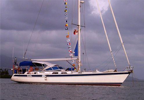 2002 Hallberg Rassy 62 Frers