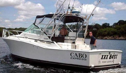 1997 Cabo 31 Express