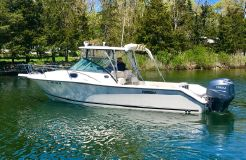 2007 Pursuit OS 255 Offshore