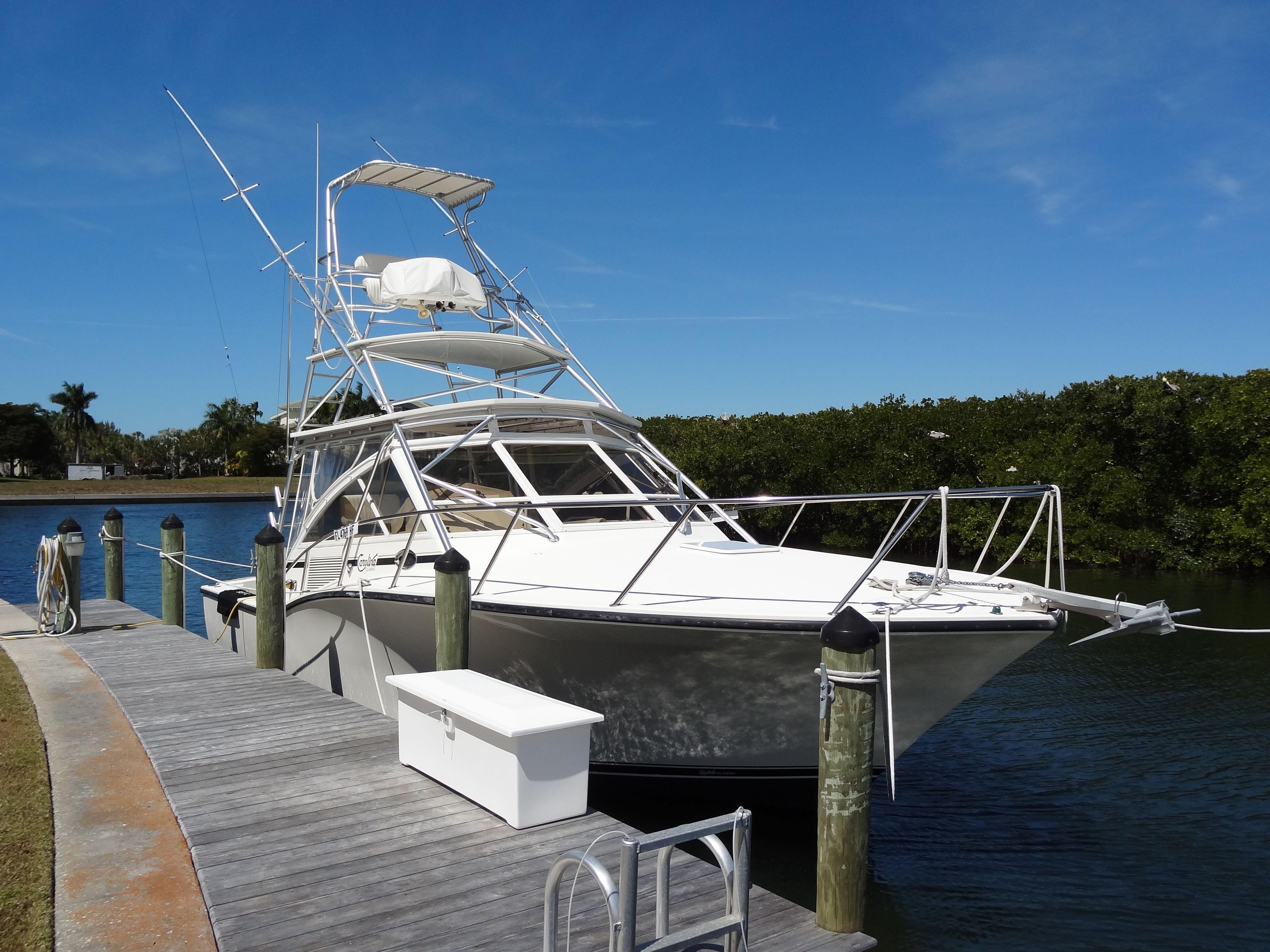 Used saltwater fishing boats sale florida for Off shore fishing boats