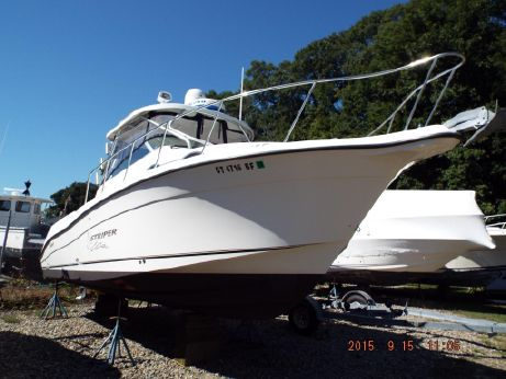 2003 Seaswirl Striper 2901 Walkaround O/B