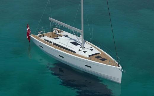 2018 X-Yachts 4.9