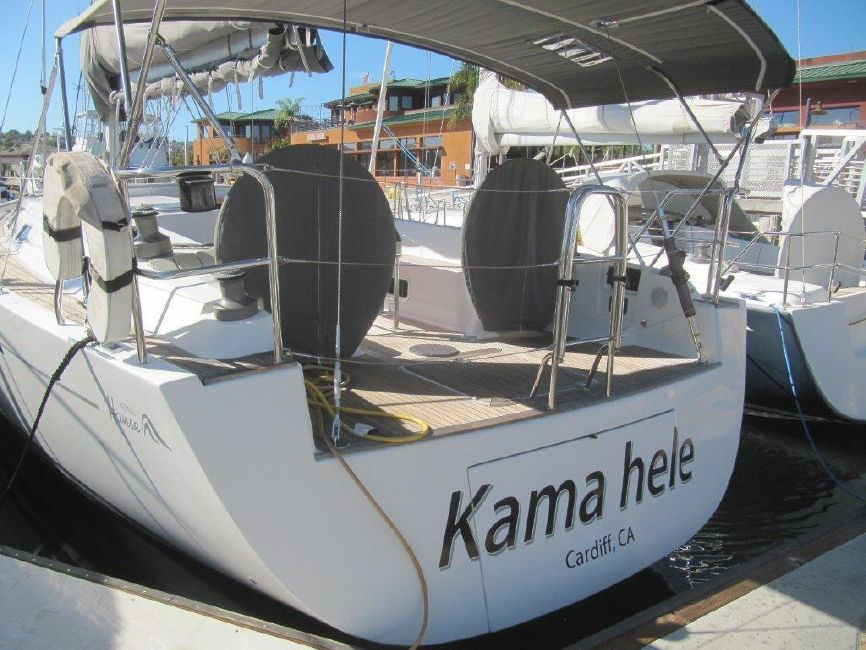 Hanse 470e Sailboat for sale in San Diego