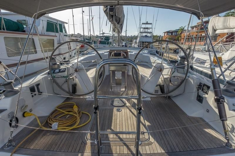 Hanse 470e Sailboat for sale