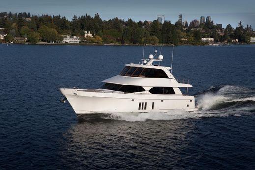 2016 Ocean Alexander Motor Yacht